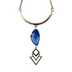 Colar-Agata-Azul-Barra-Curvada-Geometrico-Bronze-01