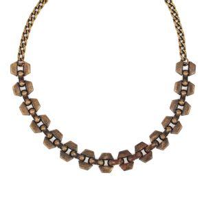 Colar-Choker-Hexagonal-Bronze-01