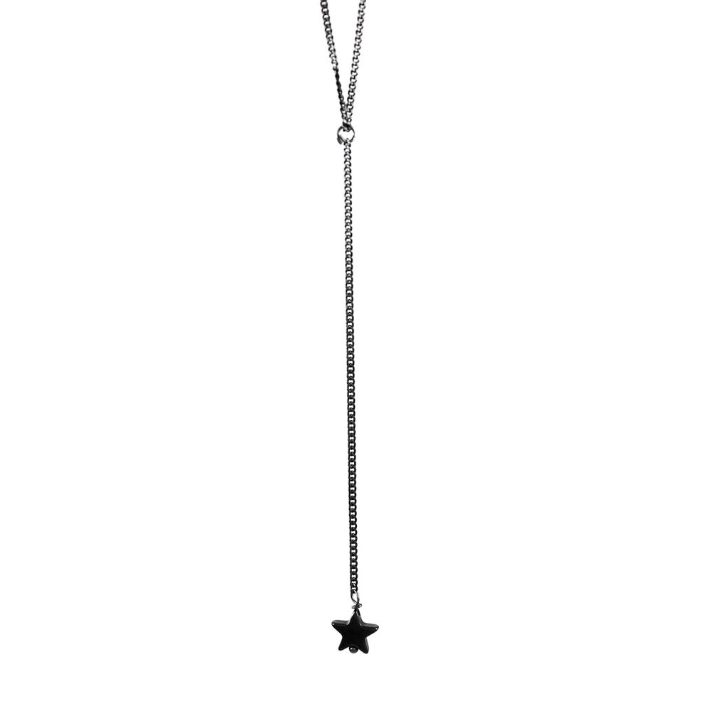Colar-Choker-Pendulo-Estrela-Hematita-Grafite-01
