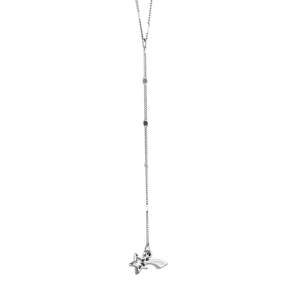 Colar-Choker-Pendulo-Estrela-Cadente-Prateado-01