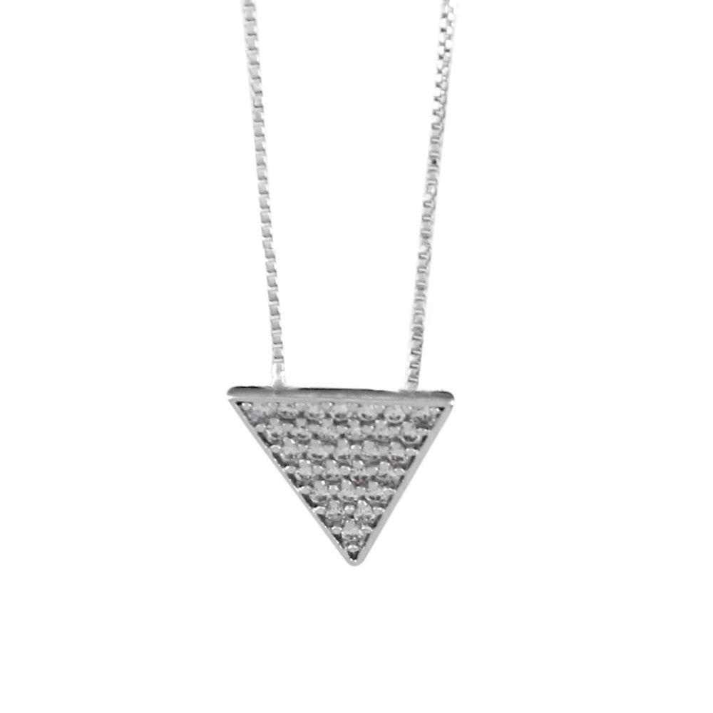 Colar-Triangulo-Zirconia-Branca-Prateado-Folheado-01