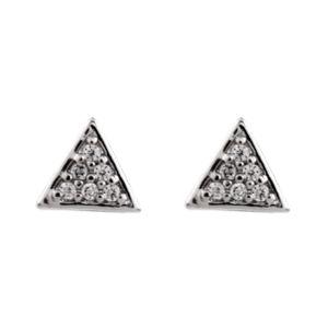 Brinco-Triangulo-Zirconia-Branca-Pequeno-Prateado-Folheado-01