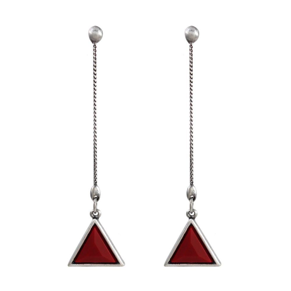 Brinco-Triangulo-Vermelho-Fio-Prateado-01