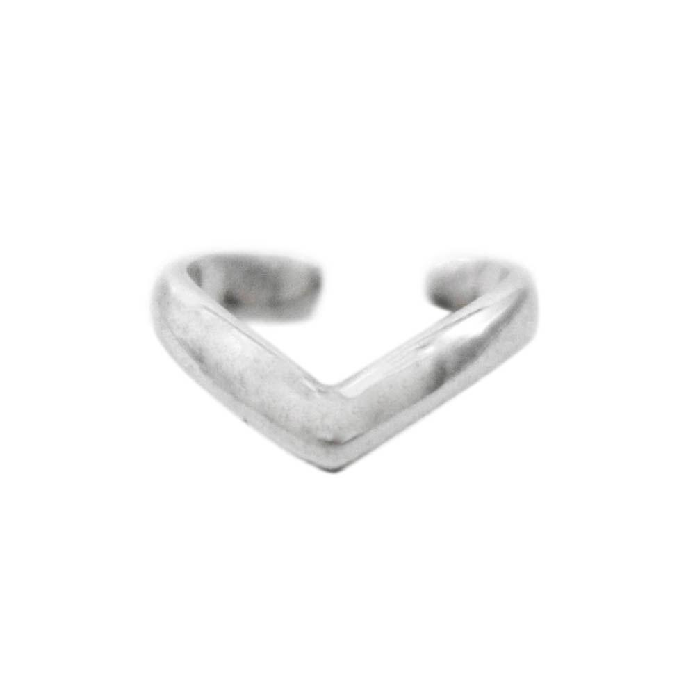 Brinco-Ear-Cuff-V-Liso-Prata-925-01
