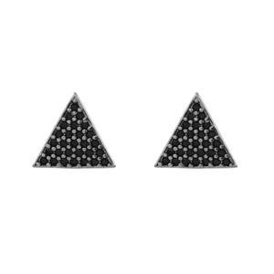 Brinco-Triangulo-Medio-Zirconia-Negra-Grafite-Folheado-01