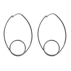 Brinco-Argola-Oval-Circulo-Grafite-Folheado-01