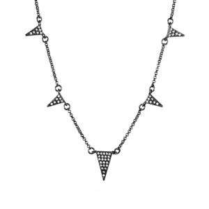 Colar-Choker-Triangulo-Spike-Zirconia-Grafite-Folheado-01
