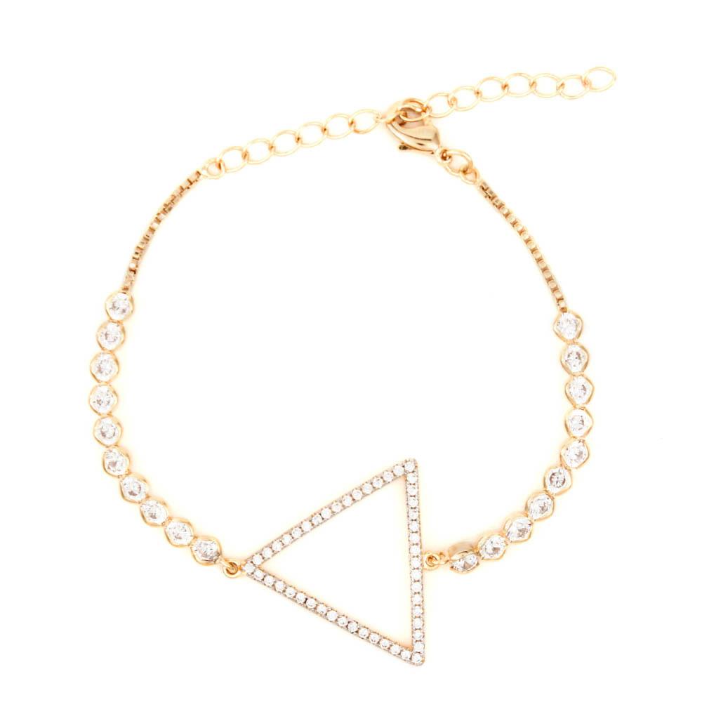 Pulseira-Triangulo-Grande-Pontos-de-Luz-Dourado-Folheado-01