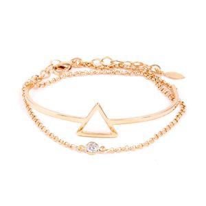 Pulseira-Dupla-Estruturada-Triangulo-Ponto-de-Luz-Dourado-Folheado-01