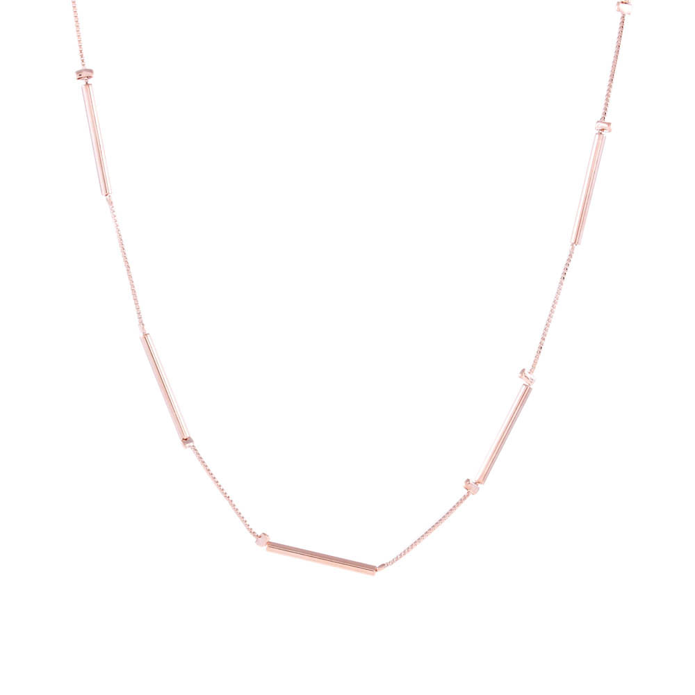 Colar-Choker-Corrente-Barrinhas-Rose-Folheado-01
