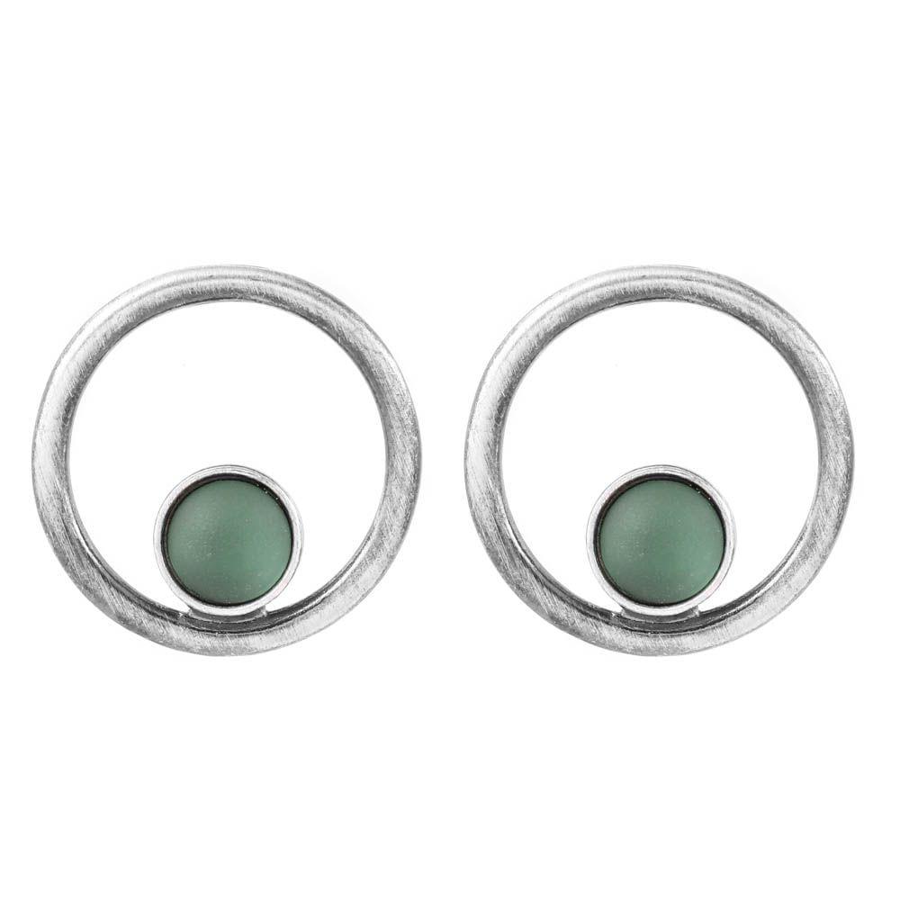 Brinco-Circulo-Vazado-Pedra-Verde-Prateado-01