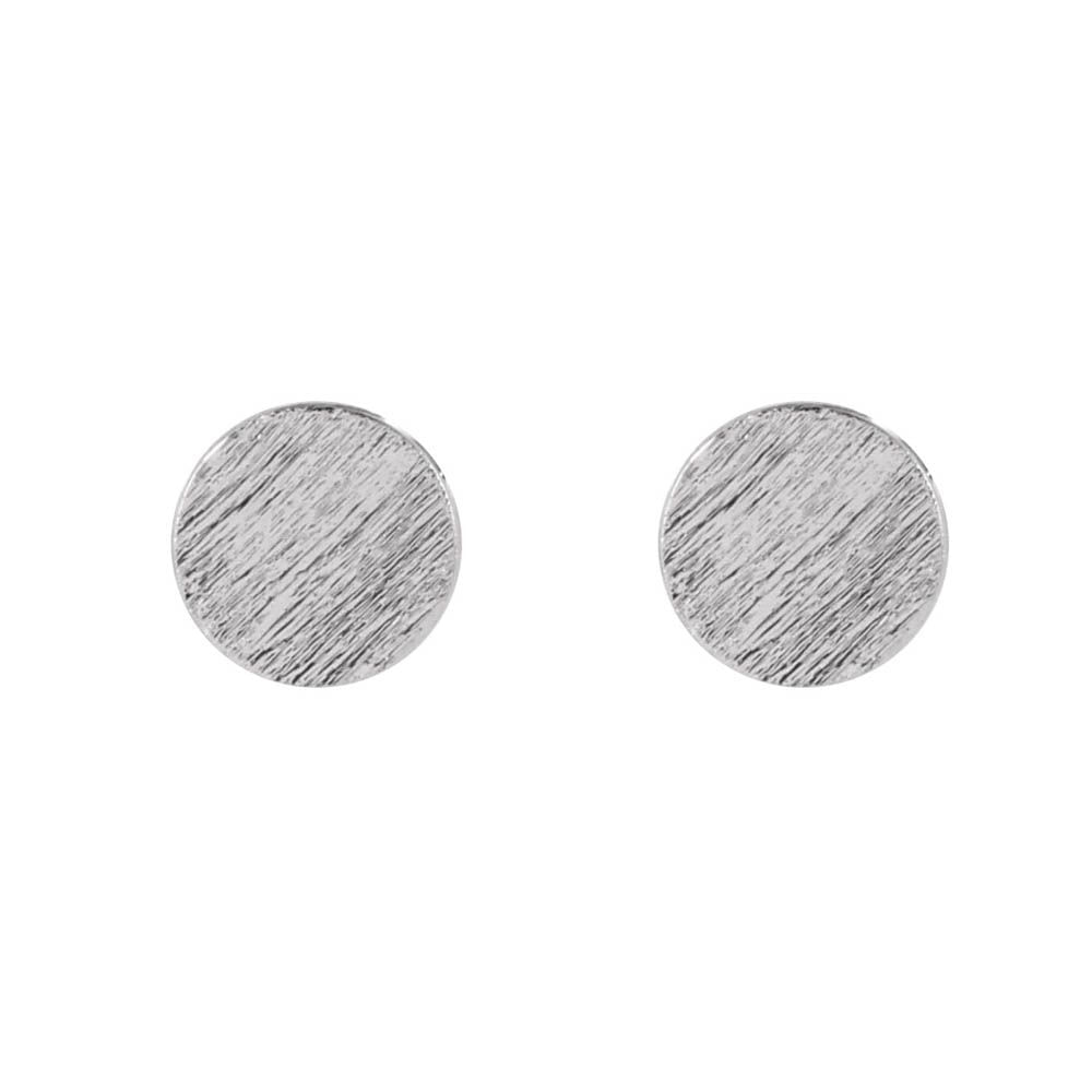 Brinco-Circulo-Escovado-Pequeno-Prateado-Folheado-01