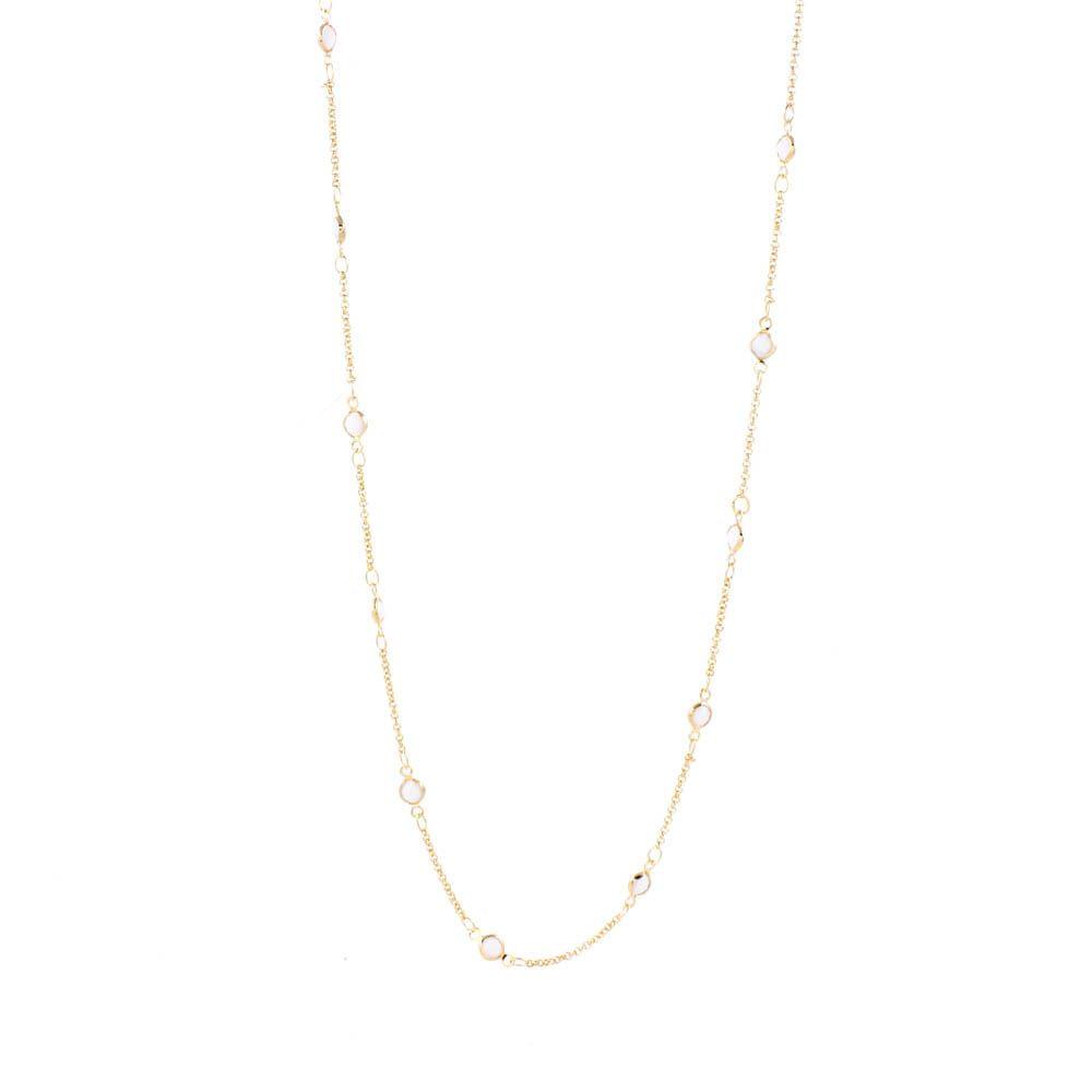 Colar-Pedrinhas-Brancas-Longo-Dourado-Folheado-01