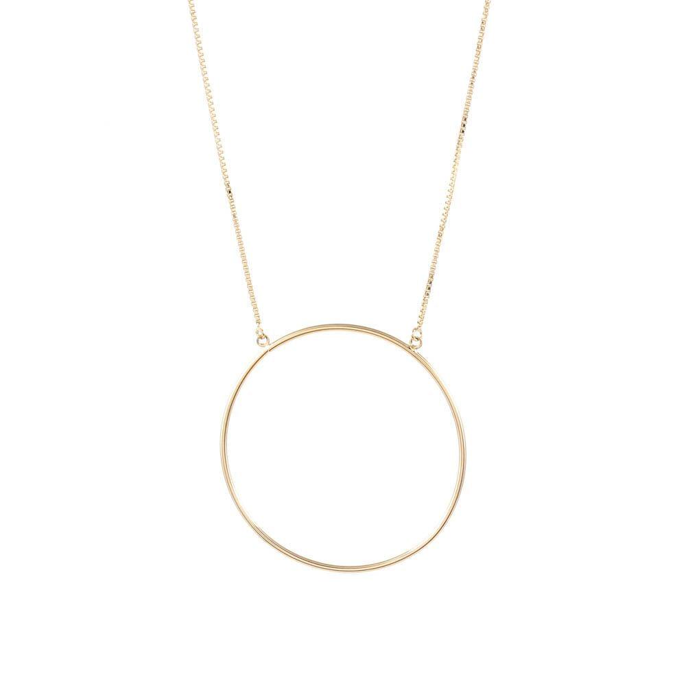 Colar-Circulo-Vazado-Fino-Grande-Curto-Dourado-Folheado-01