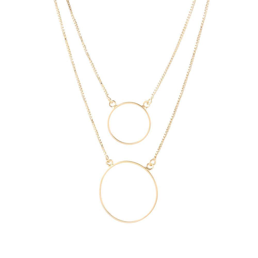 Colar-Duplo-Circulo-Vazado-Dourado-Folheado-01