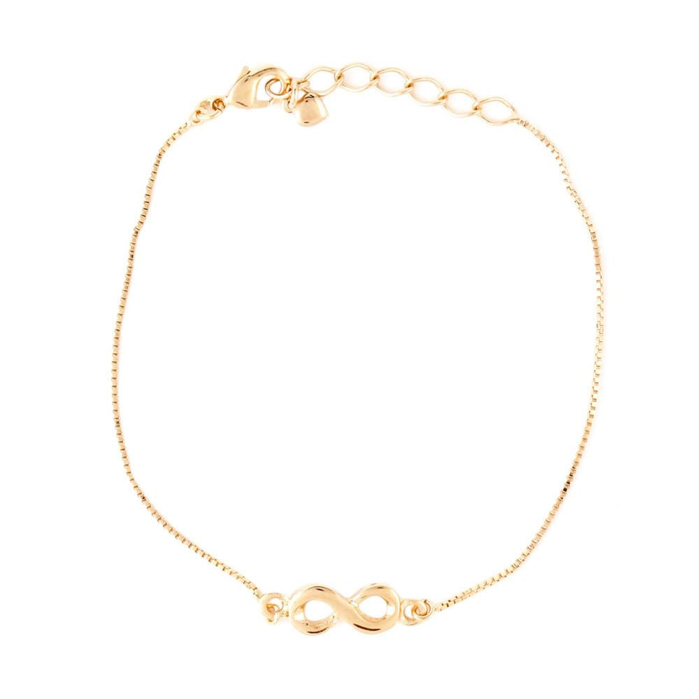 Pulseira-Simbolo-Infinito-Liso-Pequeno-Dourado-Folheado-01