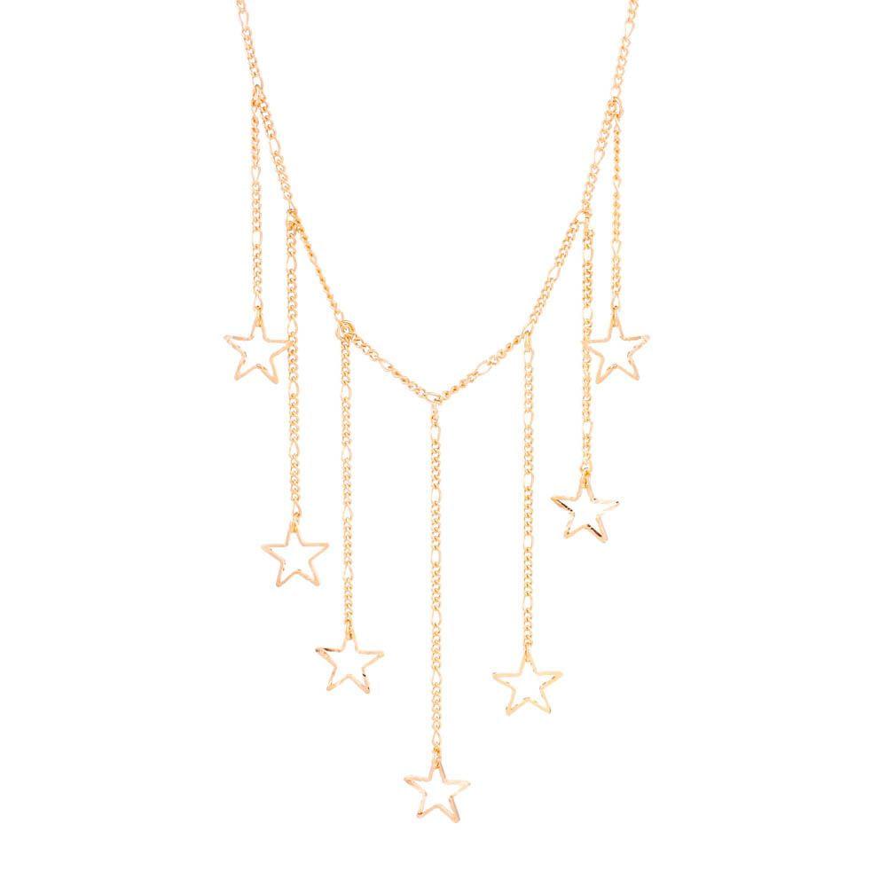 Colar-Choker-Constelacao-Estrelas-Cadentes-Dourado-Folheado-01