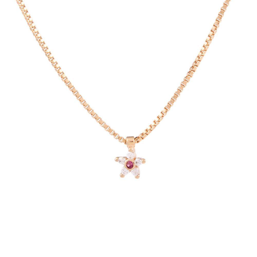 Colar-Flor-Mini-Branco-Vermelho-Dourado-Folheado-01