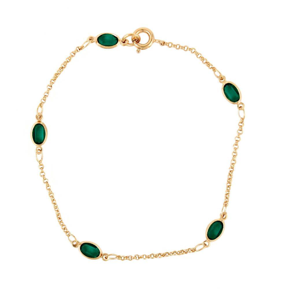 Pulseira-Pedrinhas-Ovais-Verde-Dourado-Folheado-01