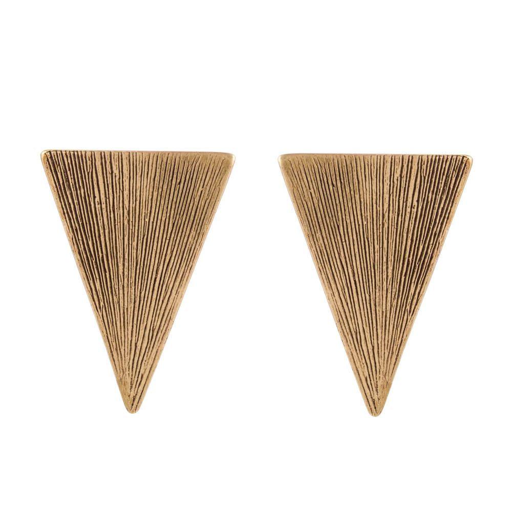Brinco-Triangulo-Textura-Listrada-Grande-Bronze-01