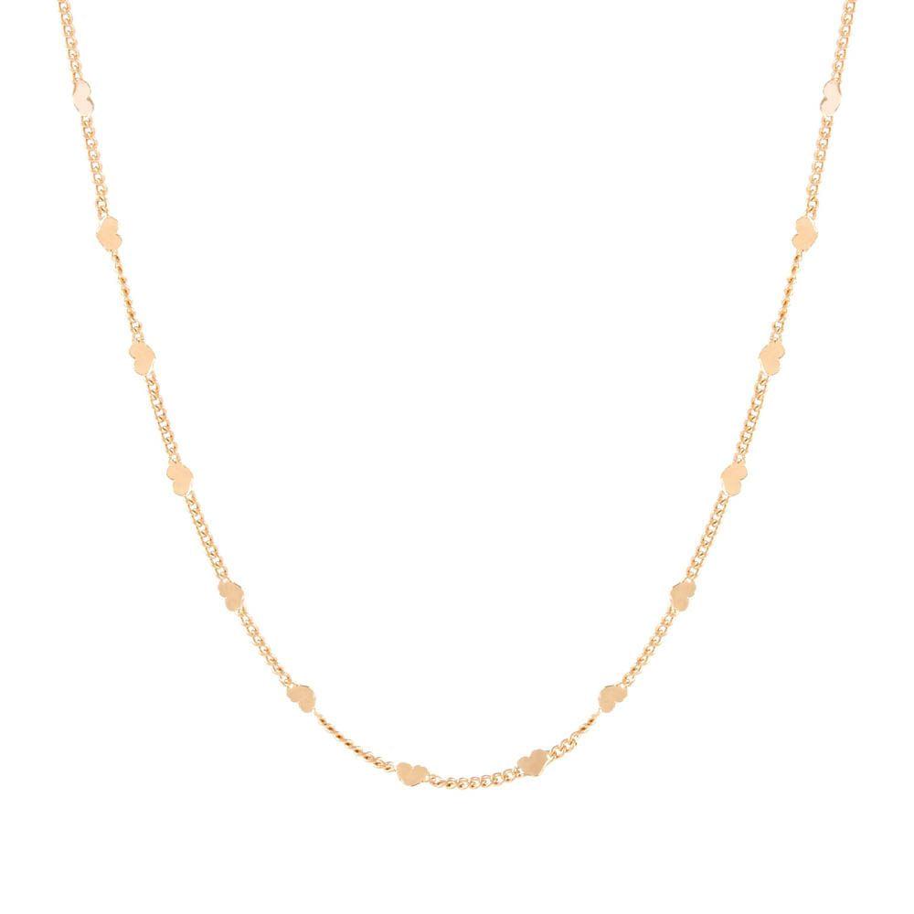 Colar-Choker-Corrente-Coracao-Mini-Intercalado-Dourado-Folheado-01