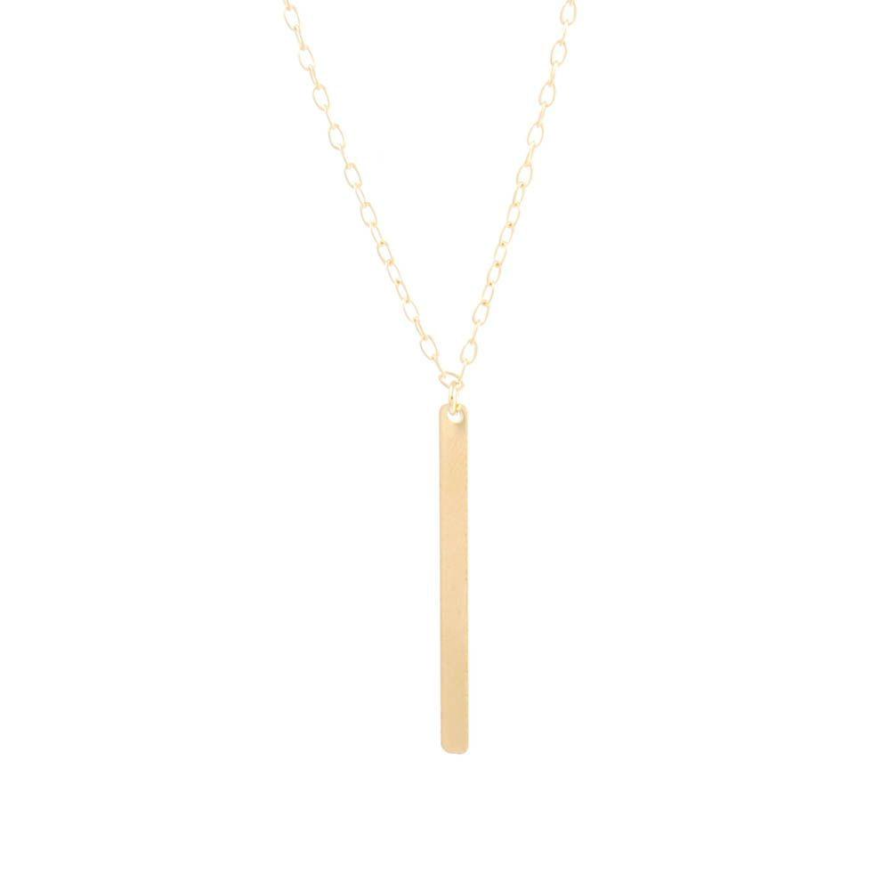 Colar-Barra-Fina-Fosca-Vertical-Dourado-Folheado-01