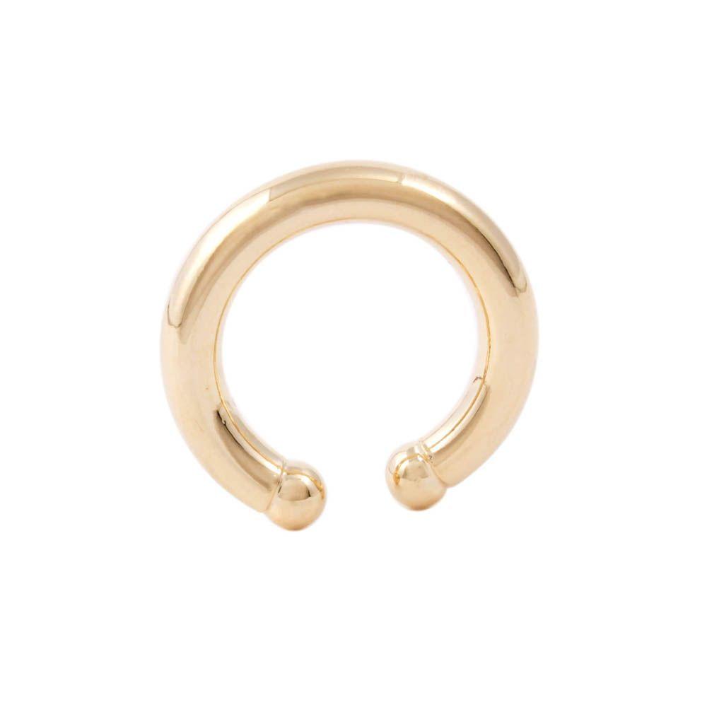 Brinco-Ear-Cuff-Tubo-Liso-Medio-Dourado-Folheado-01
