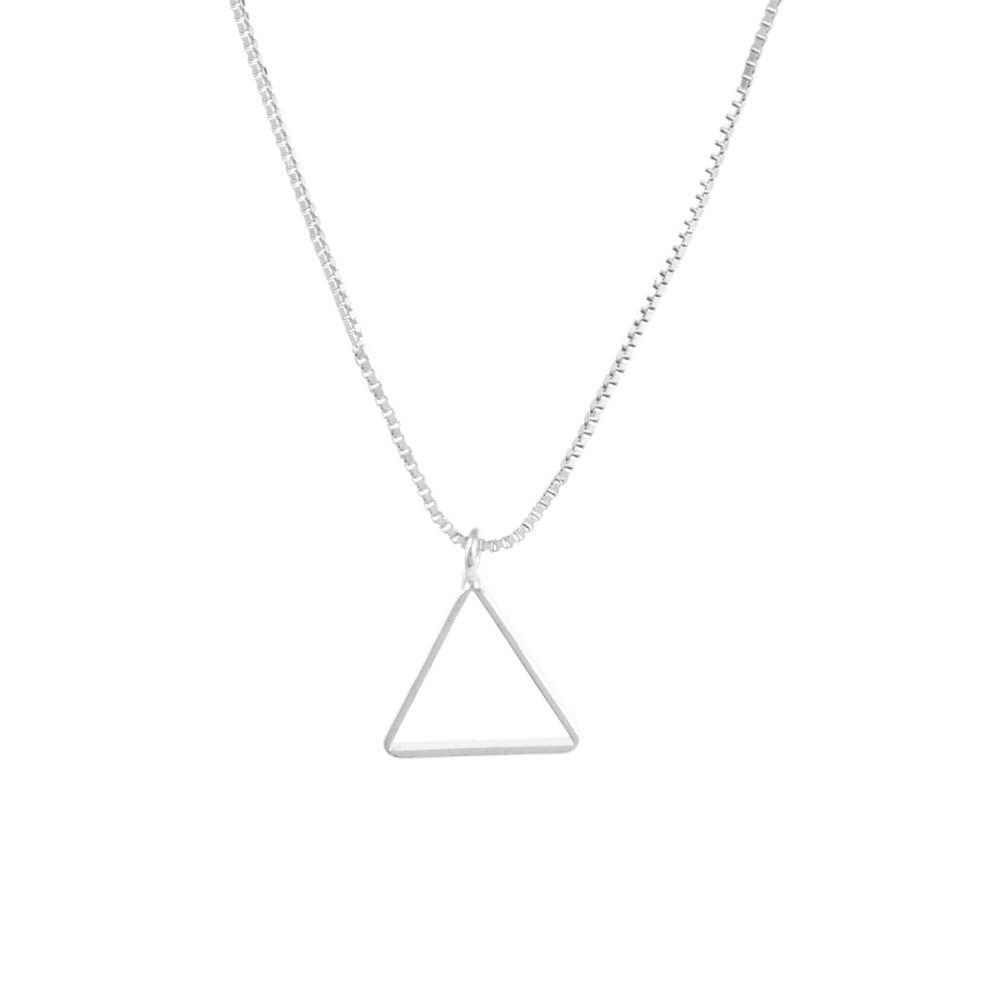 Colar-Triangulo-Vazado-Fino-Prateado-Folheado-01