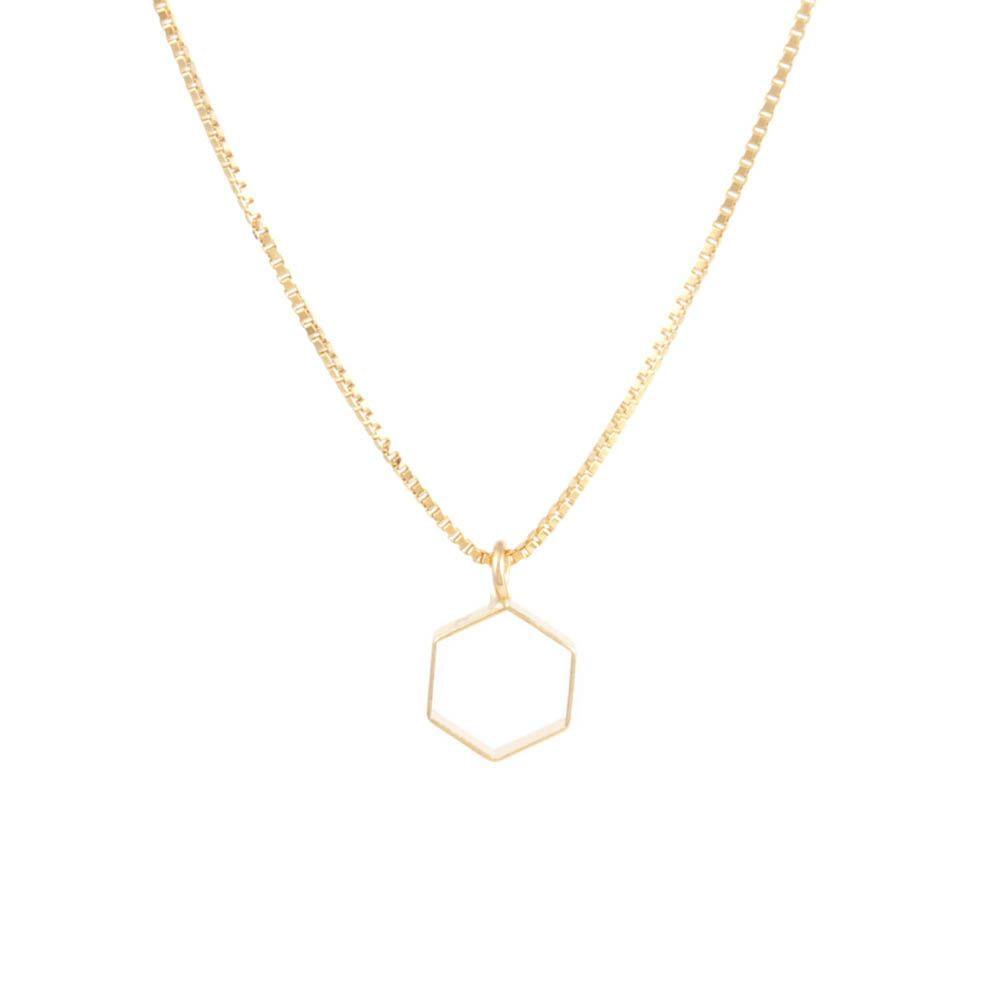Colar-Hexagono-Vazado-Fino-Dourado-Folheado-01