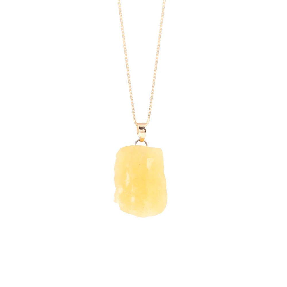Colar-Calcita-Amarela-Bruta-Longo-Dourado-Folheado-01