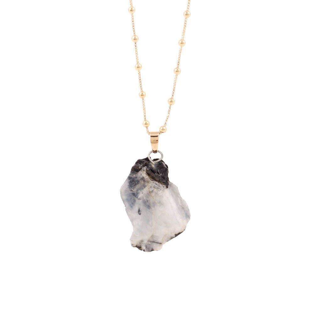 Colar-Pedra-da-Lua-Bruta-Longo-Dourado-Folheado-01