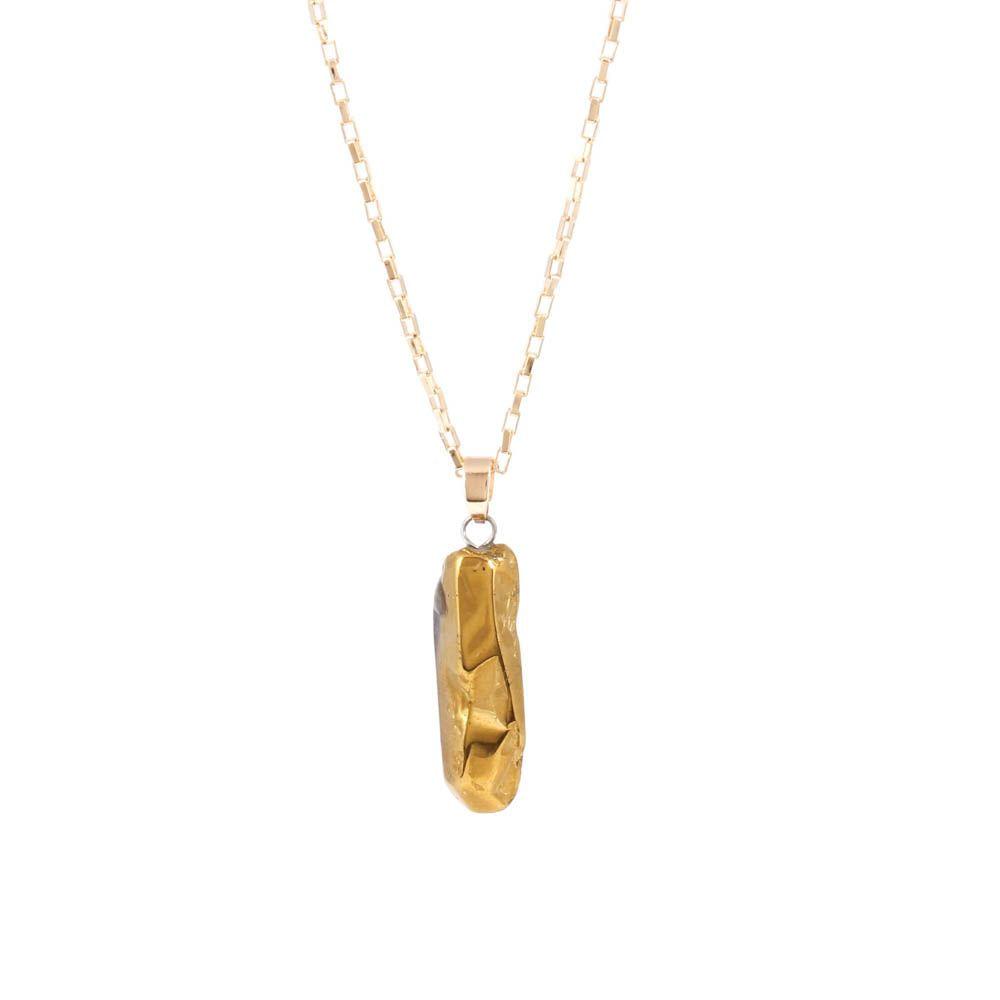 Colar-Ponta-Quartzo-Aura-Ouro-Curto-Dourado-Folheado-01
