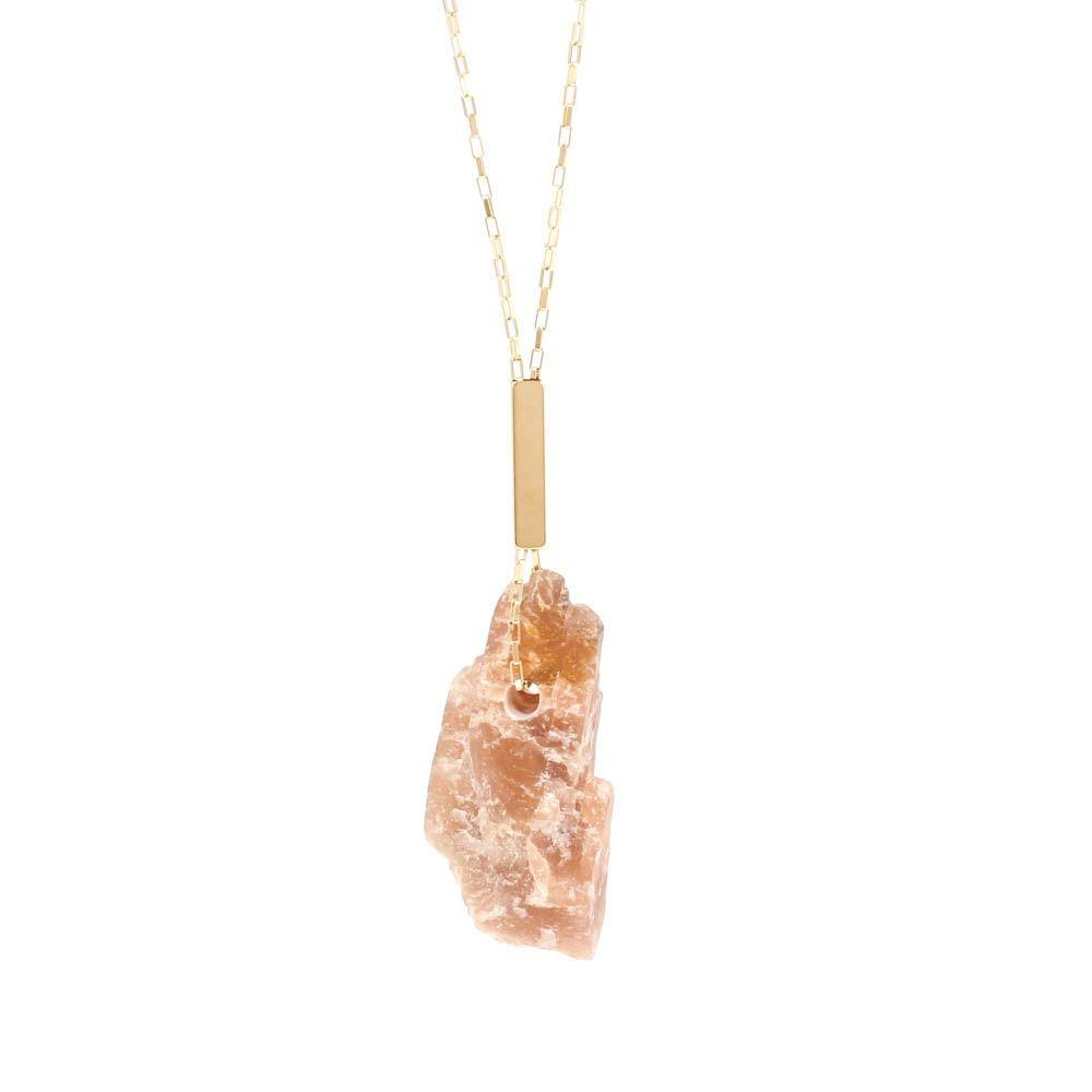 Colar-Pedra-Bruta-Pedra-da-Lua-Grande-Dourado-Folheado-01