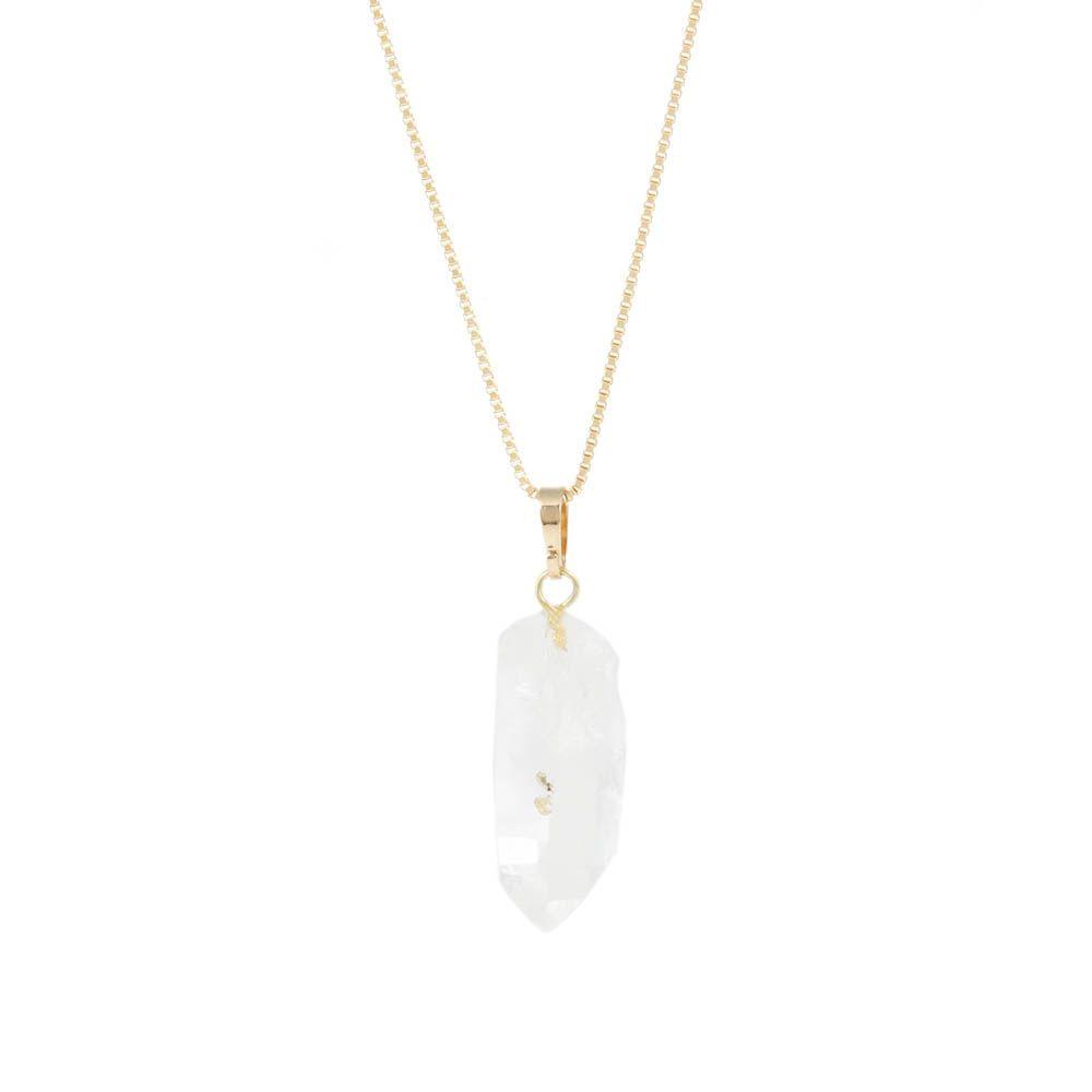 Colar-Ponta-Pedra-Bruta-Quartzo-Transparente-Pequeno-Dourado-Folheado-01