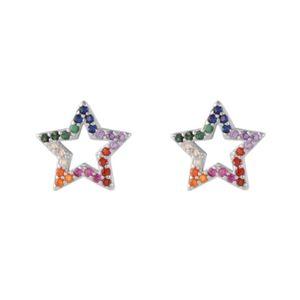 Brinco-Estrelas-Diferentes-Zirconia-Colorida-Prata-925-01