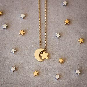 Colar-Lua-Estrela-Solitarias-Dourado-Folheado-01