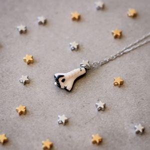 Colar-Foguete-Espacial-Ceramica-Pequeno-Prateado-Folheado-03