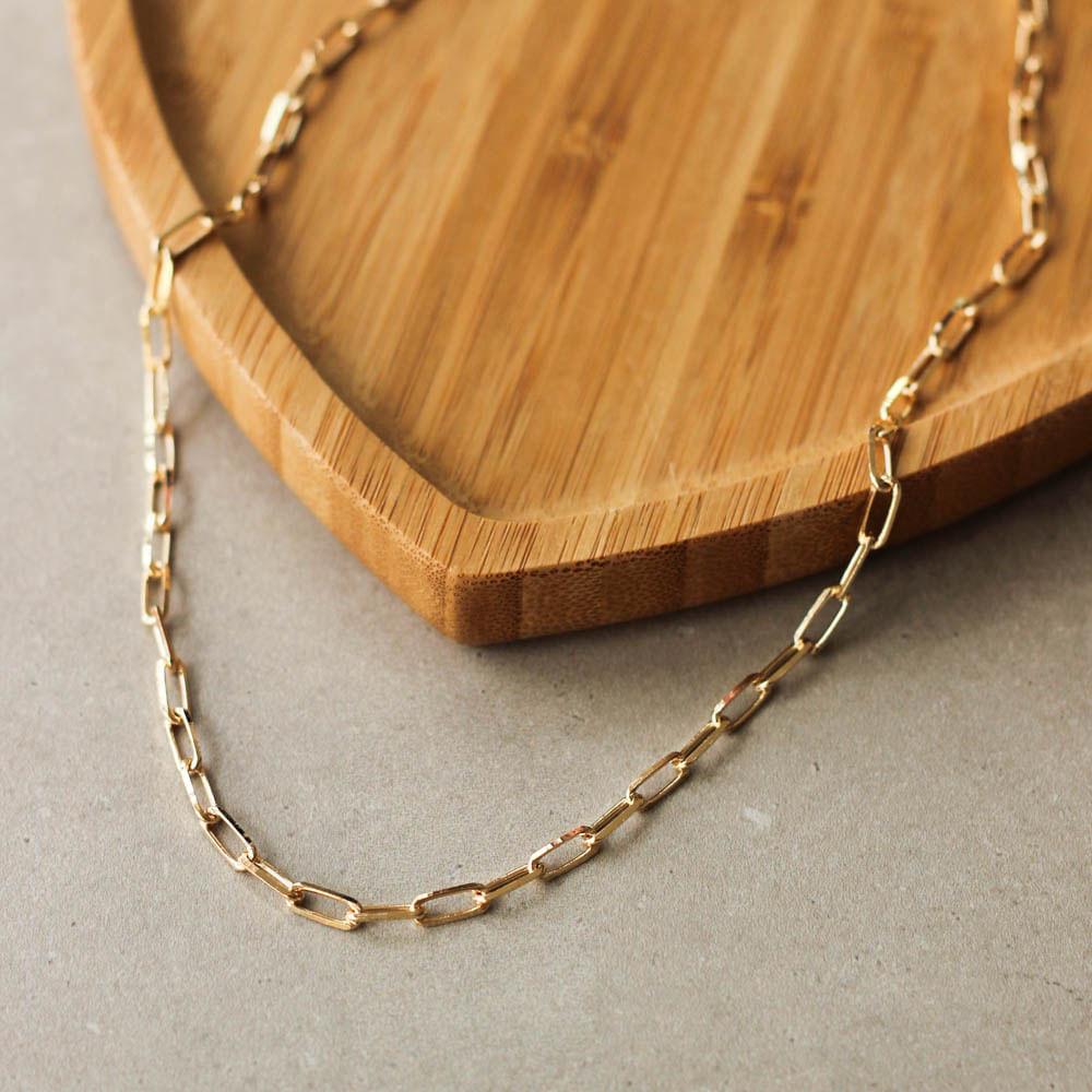 Colar-Corrente-Elo-Retangular-Facetado-Banhado-Ouro-18k-01